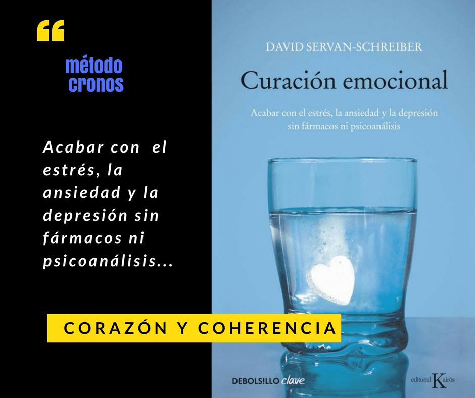 Libro curación emocional. corazón